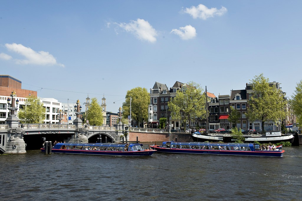 Amsterdam Canal Cruise,