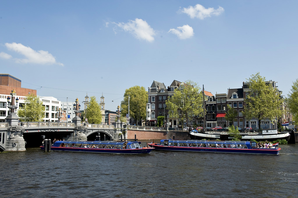 Hard Rock Cafe Amsterdam Boat