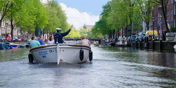 Open canal cruise tickets