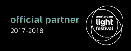 Amsterfdam Light Festival - Official Partner