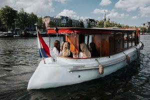 Saloon Boat Amsterdam